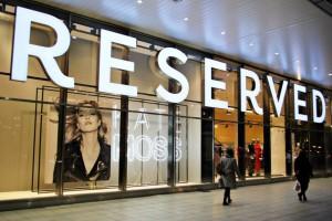 Sieć LPP przeprowadzi remodeling wszystkich sklepów w Polsce