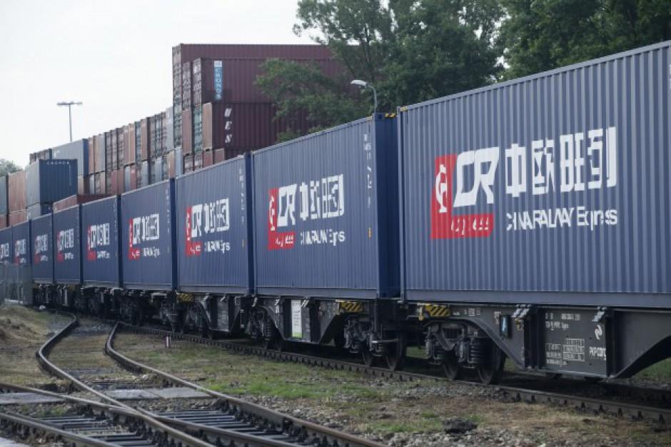 Niewiarygodnie Pociąg z Chin z towarami z AliExpress jedzie do Polski - E-commerce TW07