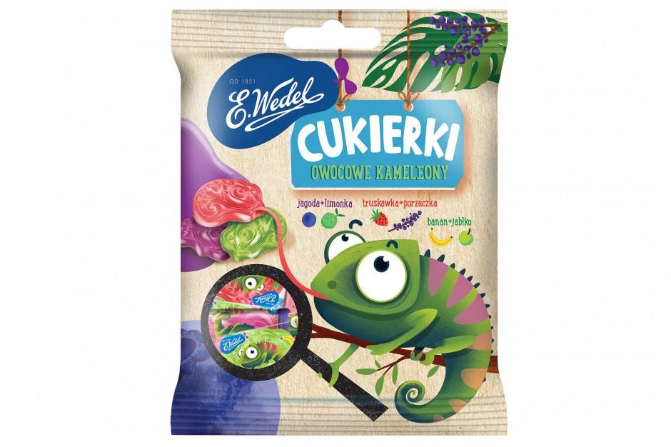 Wedel wprowadza nowe cukierki dla dzieci