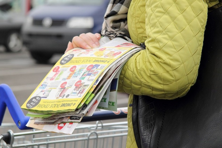 Gazetki promocyjne coraz mniej opłacalne dla sieci. Ratunkiem publikacje online