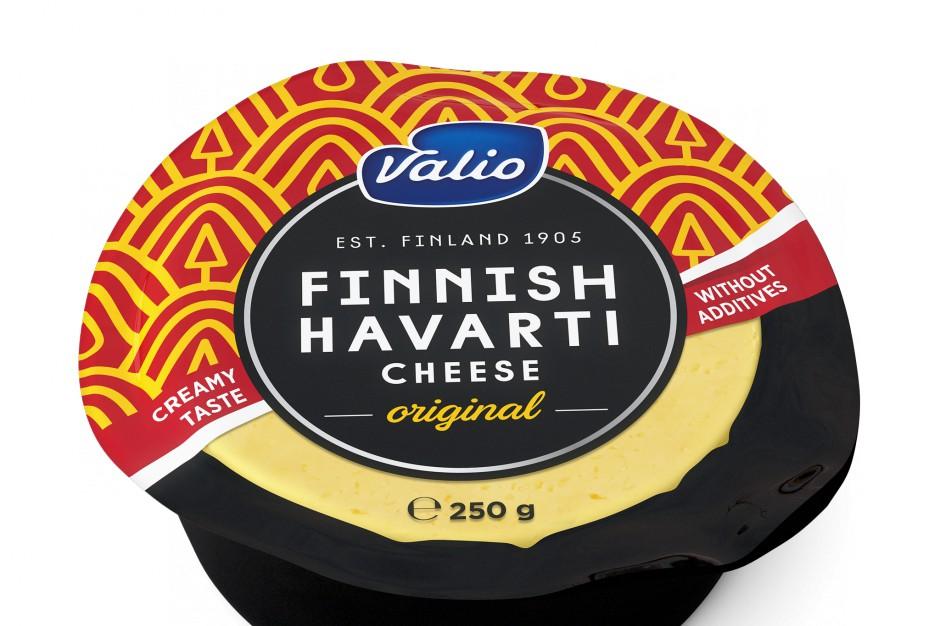 Ser Valio Finnish Havarti wchodzi na rynek