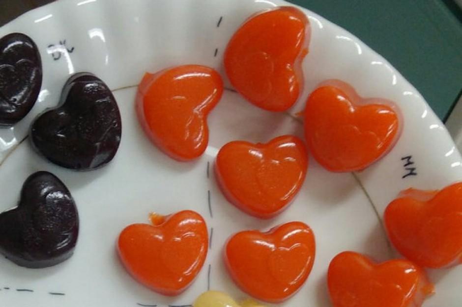 Studentki SGGW wyprodukowały warzywne żelki