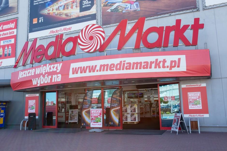 Media Markt w CH Okęcie: Nowy design i interaktywne ekspozycje (galeria)