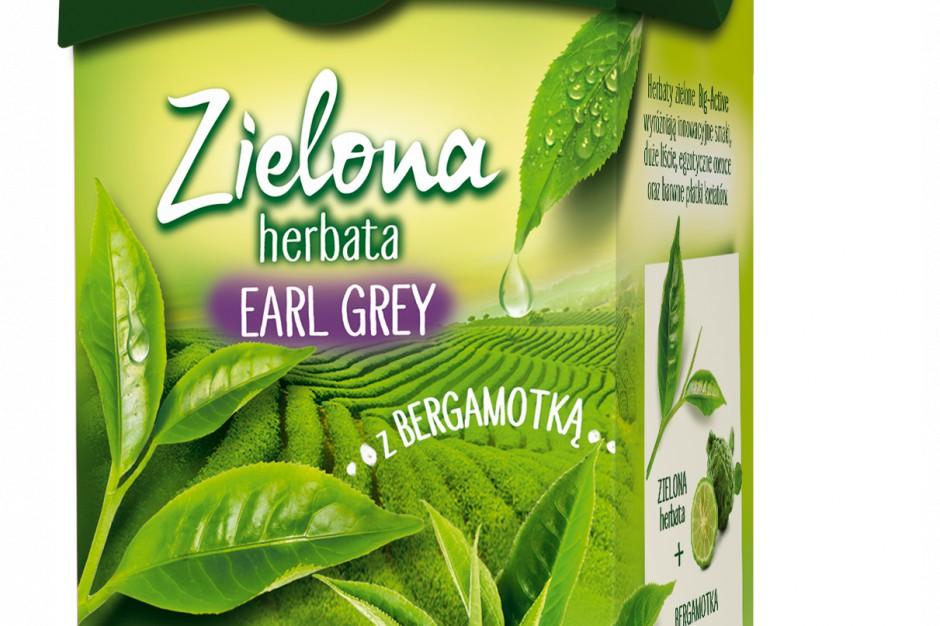 Nowe smaki herbat zielonych Big-Active