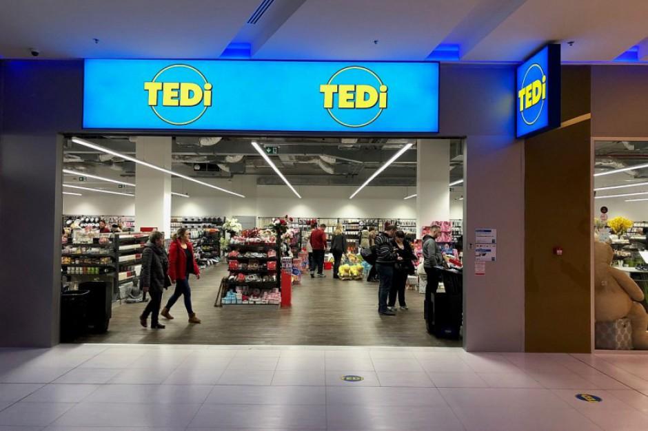 TEDi: Zależy nam na sąsiedztwie Lidla, Biedronki, Kaufladu czy Carrefoura