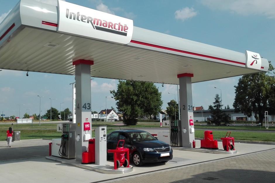 Intermarché uruchamia przymarketową stację benzynową