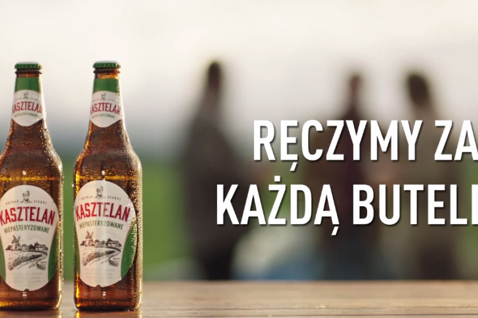 Kolejna odsłona kampanii piwa Kasztelan