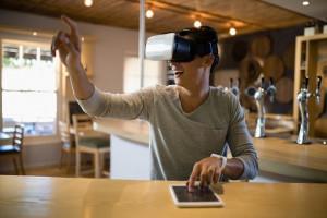 Czy restauracja to dobre miejsce na technologie wirtualnej rzeczywistości?