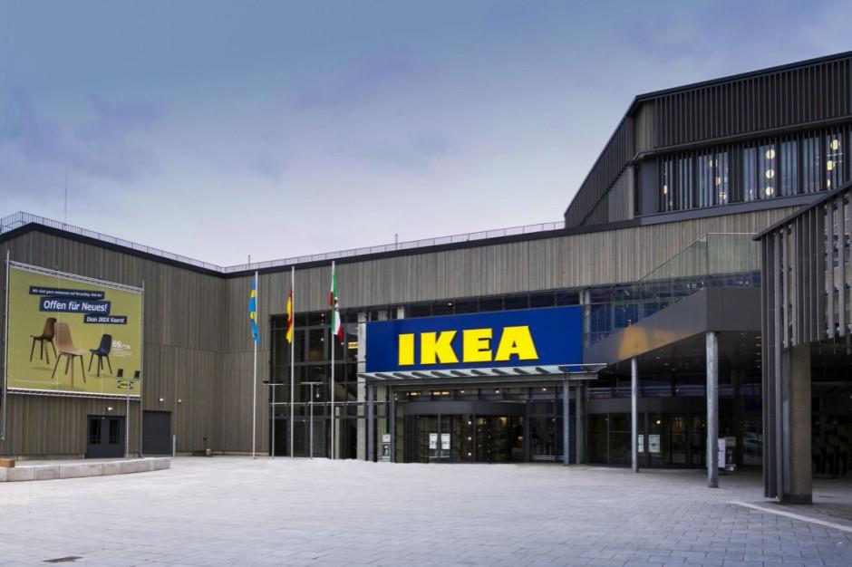 IKEA oprócz Blue City, także w Forcie Wola?
