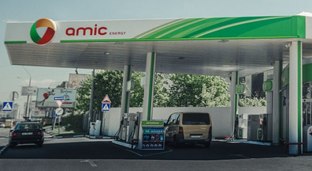 115 stacji Łukoil zmieni nazwę na AMIC
