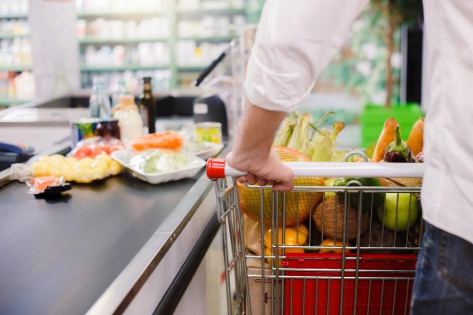 Koszyk cen: 290 - 300 zł za zakupy w supermarketach. Duże podwyżki rdr.