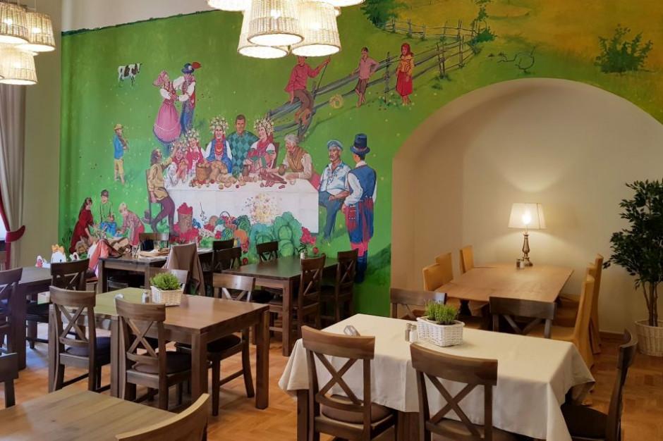 Restauracja Chłopskie Jadło ruszyła w Warszawie. To 12. lokal tej sieci