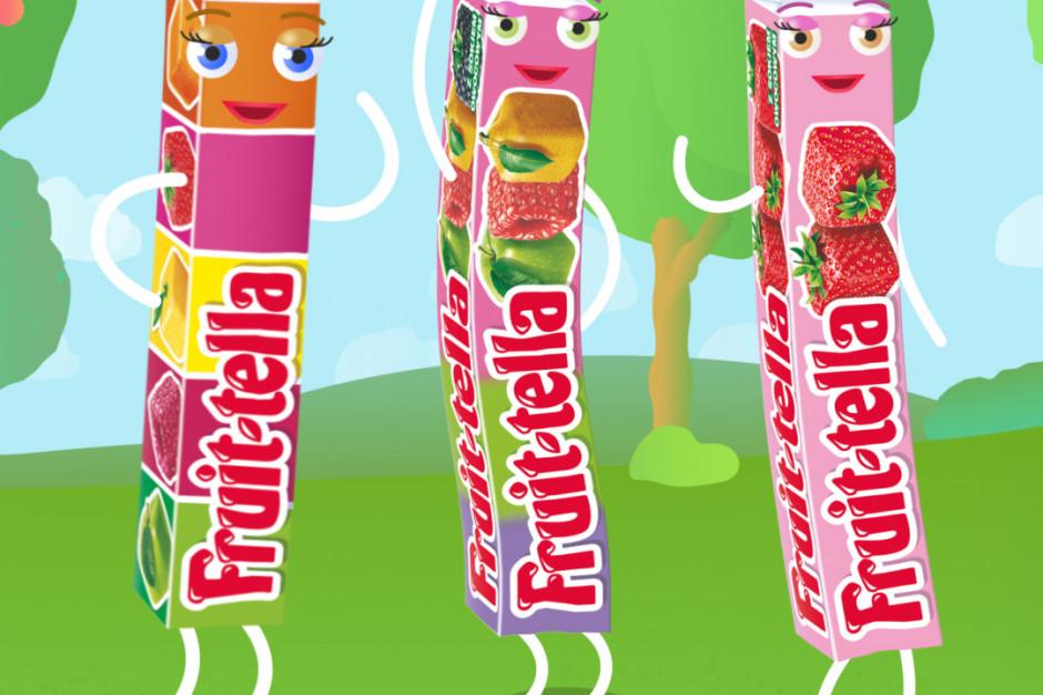 Fruittella z kampanią skierowaną do dzieci