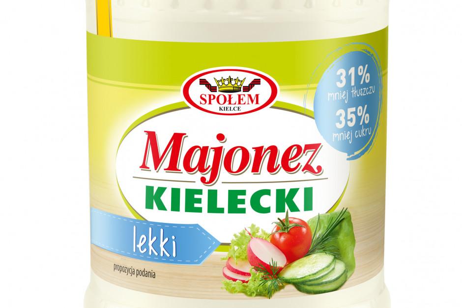 Nowość w ofercie WSP Społem - Majonez Kielecki lekki