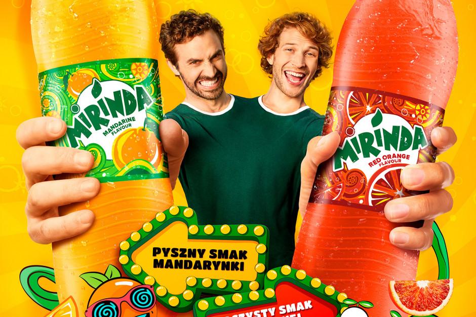 Dwa nowe smaki Mirindy wsparte kampanią