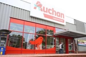 Kolejne zmiany szyldów sklepów Simply na Moje Auchan i Auchan Supermarket (galeria)