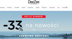 CCC przejmuje DeeZee.pl za 13 mln zł, ale akcje ciągle tanieją