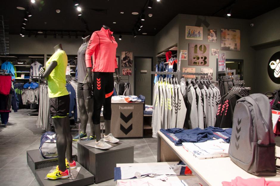 Duńska marka sportowa ze sklepem w Manufakturze