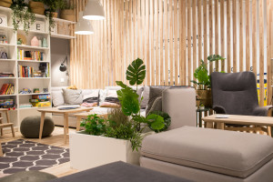 IKEA podąża za trendami - chce być miejscem, w którym spędza się czas (galeria)