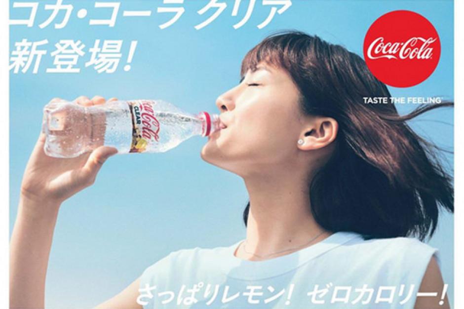 Coca-Cola Clear hitem w Japonii