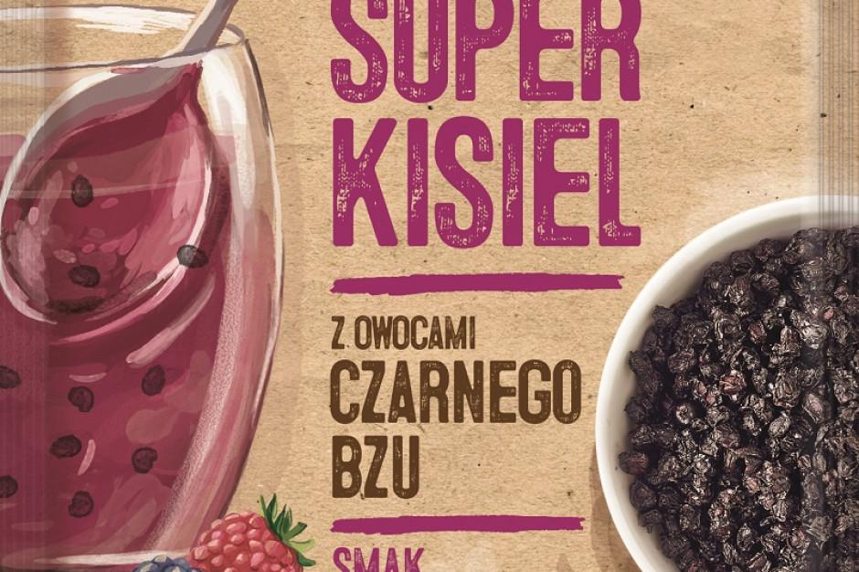 Super Kisiele w pięciu smakach od marki Winiary
