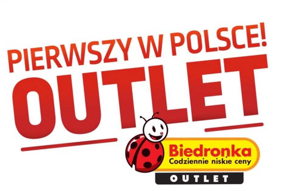 Biedronka otwiera sklep w nowym formacie. Pierwszy Outlet rusza w Poznaniu