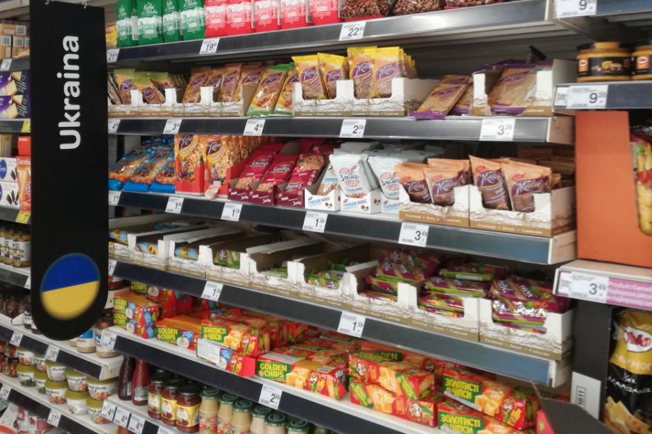 Carrefour rozwija asortyment produktów ukraińskich