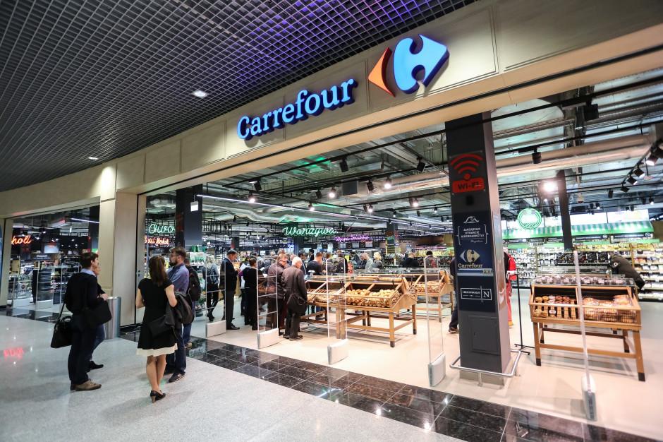 Do końca roku w sklepach Carrefour będzie 250 produktów z oznaczeniem SENS