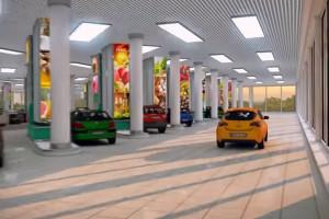 W Dubaju ma powstać supermarket dla kierowców (wideo)