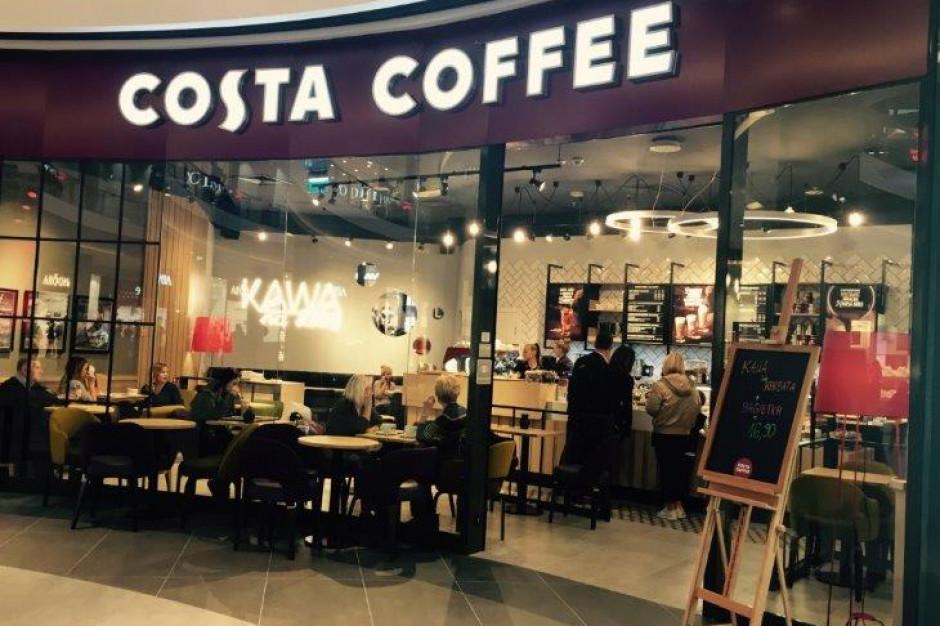 Costa Coffee zawita do supermarketów