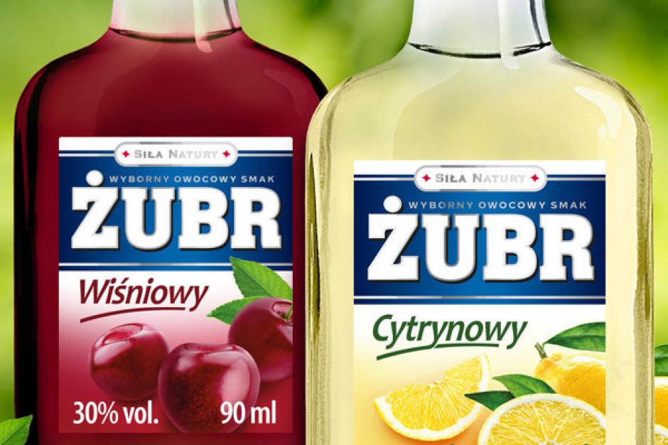 Stock Polska wprowadza wódkę Żubr w dwóch smakach