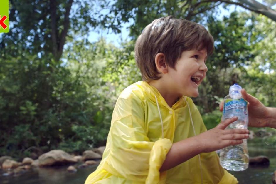 Marka Kubuś rozpoczęła kampanię reklamową wody Waterrr