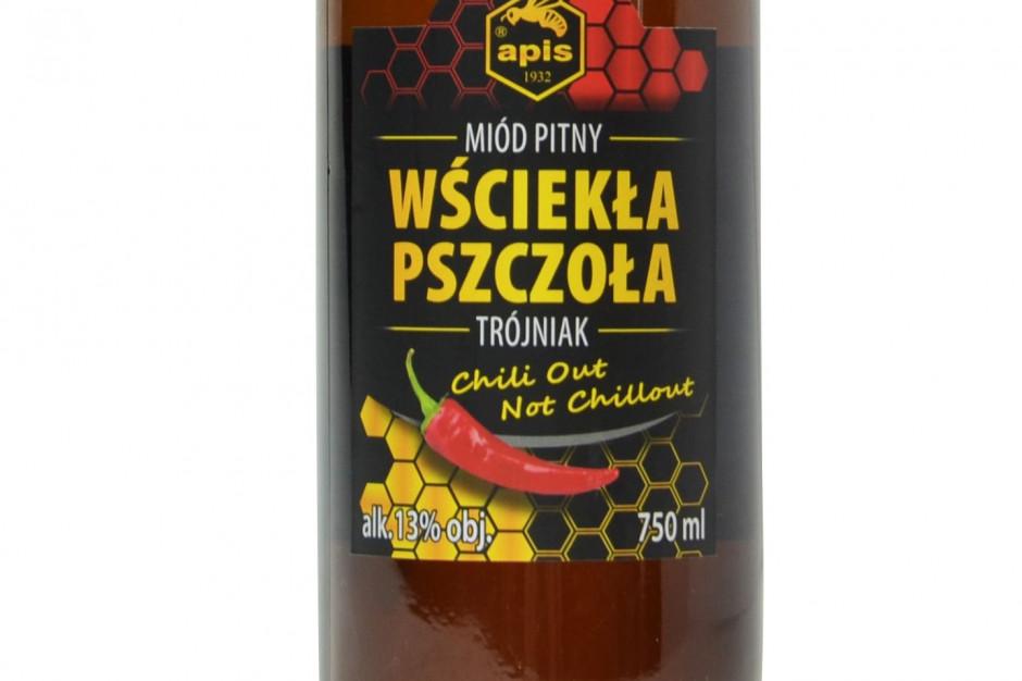 Wściekła Pszczoła – kraftowy miód pitny z dodatkiem chili