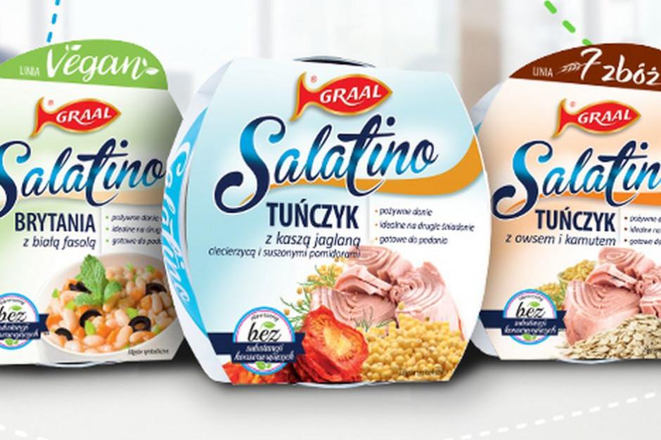 """Salatino rozpoczyna szeroką kampanię pod hasłem """"W moim tempie"""""""