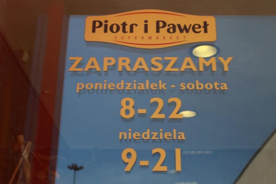 Rozmowy Biedronki i Piotra i Pawła zaawansowane. W grze także Carrefour?