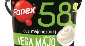 Fanex wprowadził do oferty wegański sos majonezowy