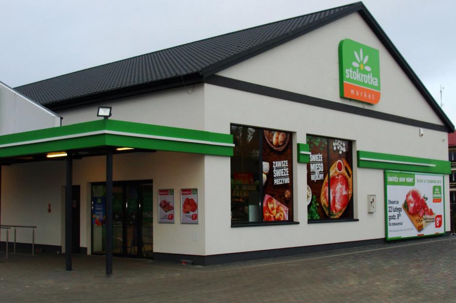 Stokrotka otworzyła w lipcu siedem sklepów