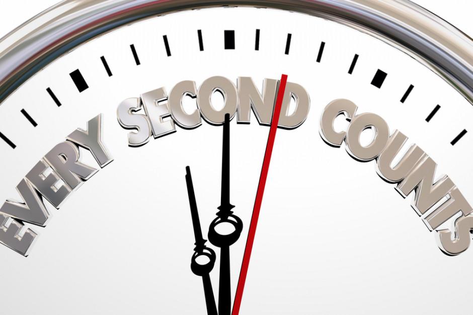 Ile czasu potrzeba, żeby w e-commerce zniechęcić do siebie klienta?