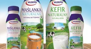 Nowe napoje fermentowane od SM Mlekpol