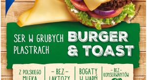Hochland z propozycją dla fanów burgerów i tostów