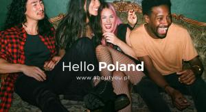 Modowy sklep internetowy About You wchodzi na polski rynek