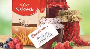 Wakacyjna promocja konsumencka Cukru Królewskiego