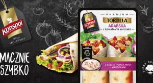 Konspol promuje tortillę arabską