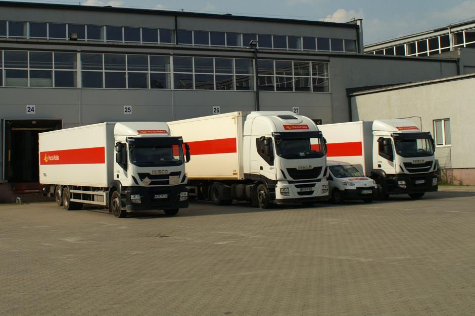 Poczta Polska wyda w ciągu kilku lat miliardy zł na inwestycje w logistykę