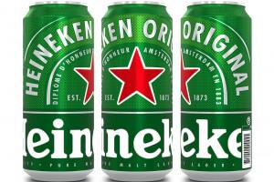 Nowa puszka Heinekena