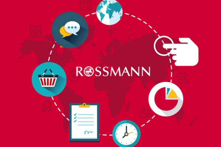 Rossmann buduje galerię transportową