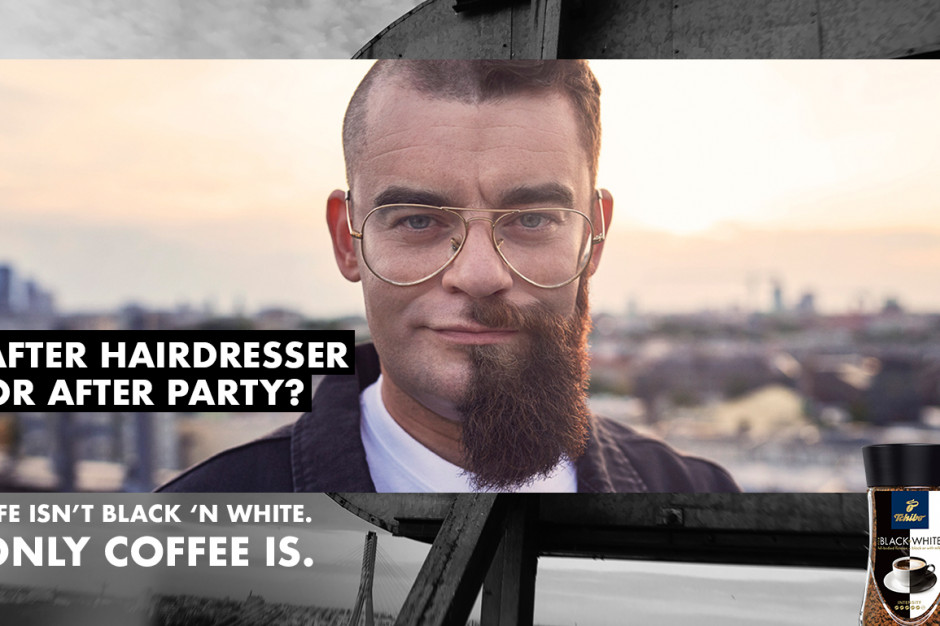 Nowa kampania Tchibo Black 'N White