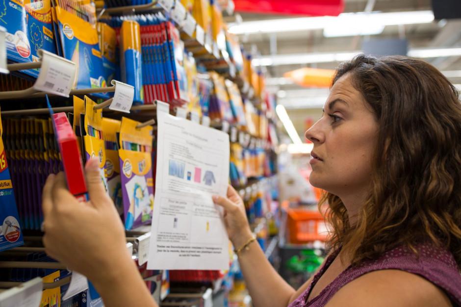 Ceneo: Najtańsza wyprawka szkolna w sklepie internetowym kosztuje 160 zł