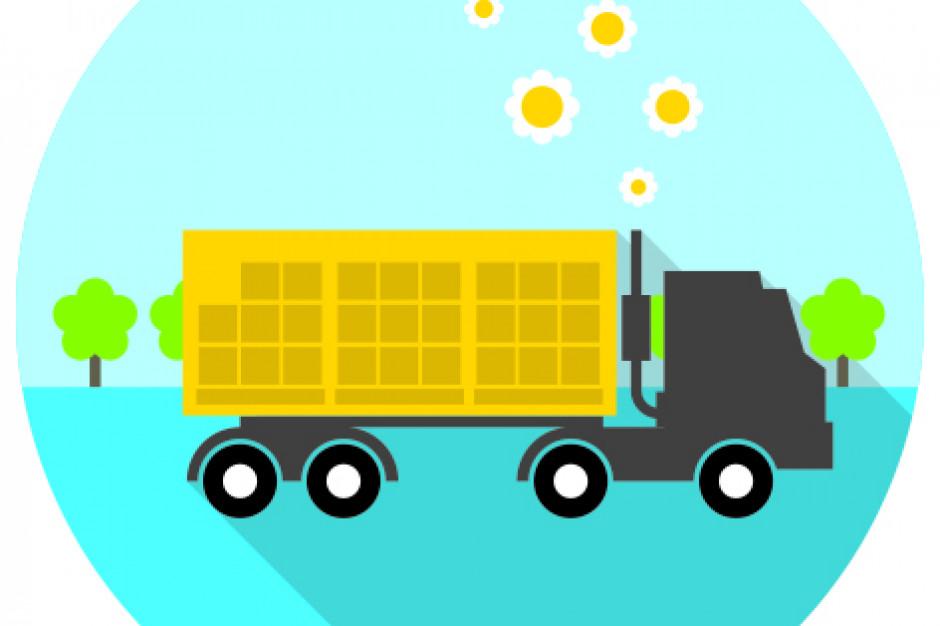 Carrefour Polska usprawnia logistykę - ciężarówki jeżdżą mniej