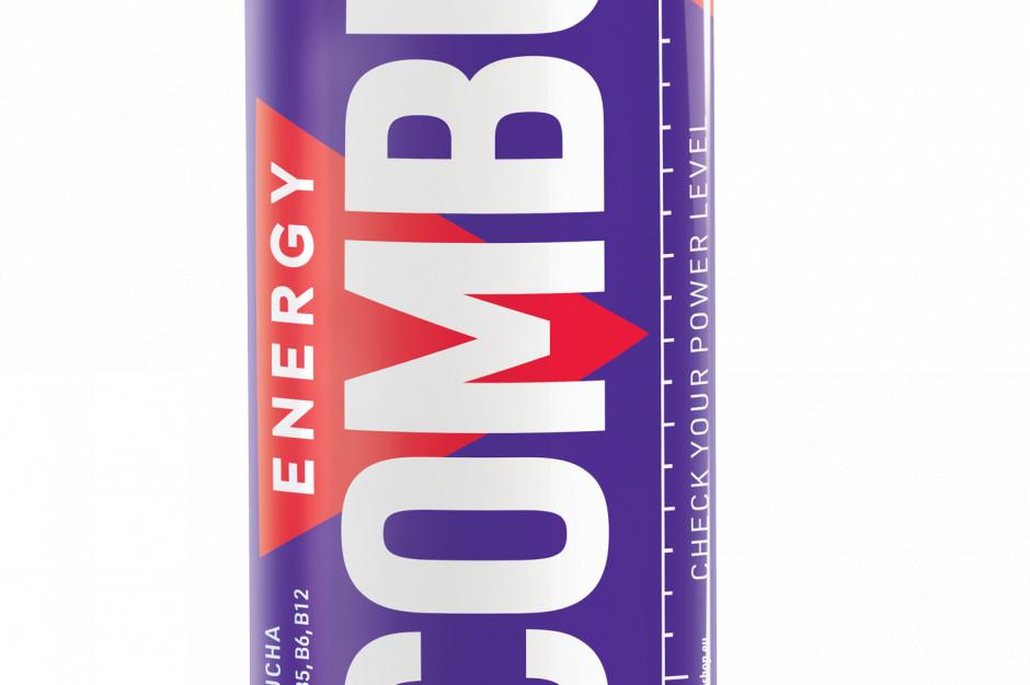 COMBU – nowy napój energetycznytrafił do sprzedaży